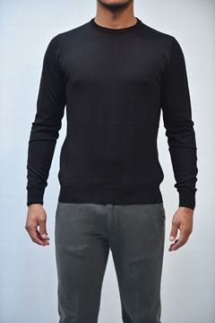 Picture of JERSEY BECOME MAN 512201 NERO