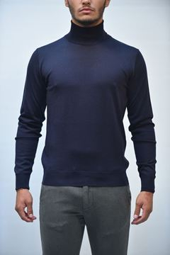Picture of JERSEY BECOME MAN 582326 BLU