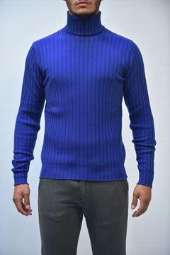 Picture of JERSEY BECOME MAN 588117 BLUETTE