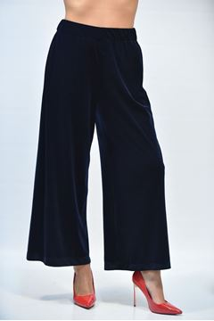 Picture of SKIRT-PANTS SEVENTY GO0369 250023 BLU