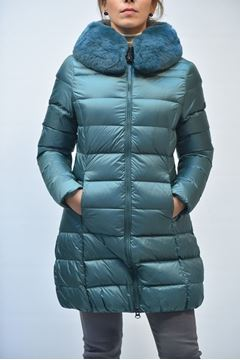 Picture of JACKET BOSIDENG WOMAN F08ITW202RF VERDE