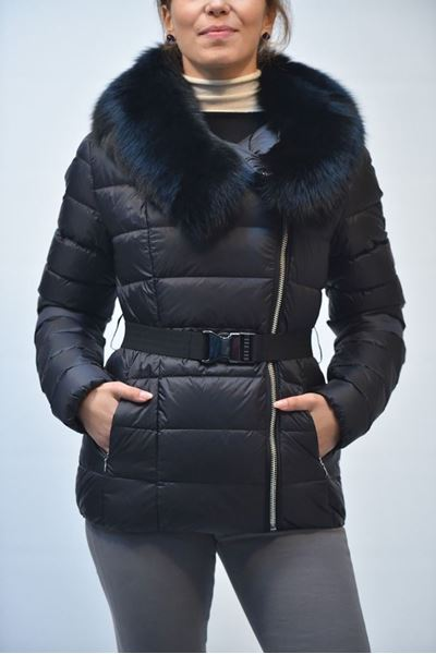 Picture of JACKET BOSIDENG WOMAN F08ITW301RF NERO