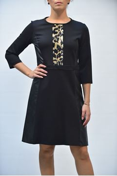 Picture of DRESS ONE T0003 0101B NERO