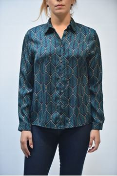 Picture of SHIRT GRETHA MILANO C016 2363 FANTASIA