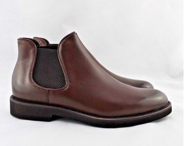 Picture of SHOES MARECHIARO MAN 5364 VITELLO MARRONE