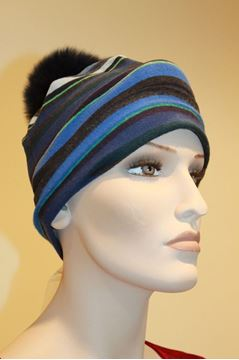 Picture of HAT GALLO UNISEX AP503510 BLU BLUETTE