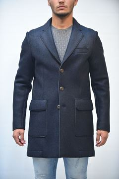 Picture of COAT ERO MAN ERO/301 BLU