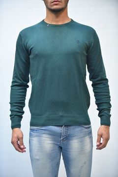 Picture of MAGLIA U.S. POLO ASSN. MAN 17350513 VERDE