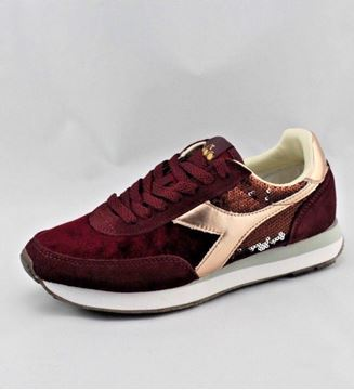 Picture of SHOES WOMAN DIADORA KOALA X MAS BORDEAUX