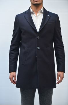 Picture of COAT BARBATI MAN CP-ALE 218782 BLU