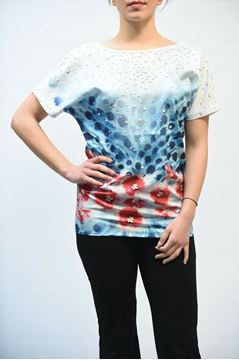 Picture of T-SHIRT WOMAN CRISTINAEFFE CLEO CF FANTASIA
