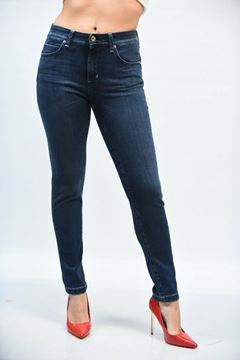 Picture of JEANS POP 84 WOMAN GIULIA 598 BLU
