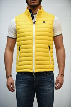 Picture of GILET MAN HETREGO CARANCHO 19 GIALLO