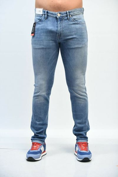 Picture of JEANS TORINO PT05 MAN DJ05Z10 CH69 BLU