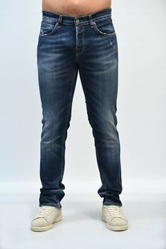 Picture of JEANS POP 84 MAN TORINO J126 BLU