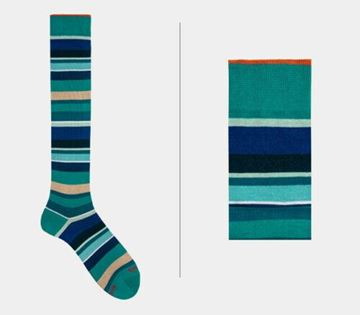Picture of SOCKS GALLO MAN 103476 13156 RIGA MULTICOLOR