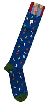 Picture of SOCKS GALLO MAN 507599 30133 FANTASIA INFRADITO