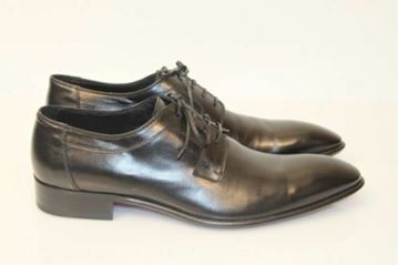 Picture of SHOES DOUCAL'S MAN 8425 NERO
