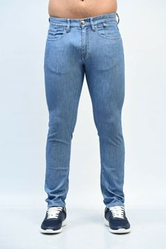 Picture of JEANS MAN SEVENTY PD0055 240195 BLU