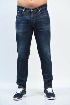 Picture of JEANS POP 84 MAN CAPRI J159 BLU