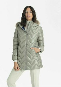 Picture of JACKET WOMAN HETREGO PARIS CHAMPAGNE