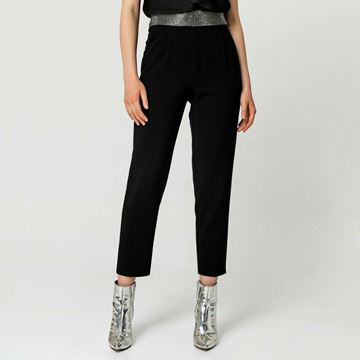 Picture of PANTS ACCESS FASHION WOMAN 5008-569 NERO