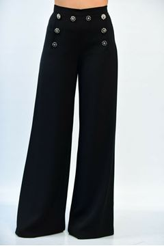 Picture of PANTS CRISTINAEFFE WOMAN JUDE NERO