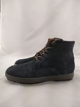 Picture of SHOES SANTONI MAN VOIU57 BLU
