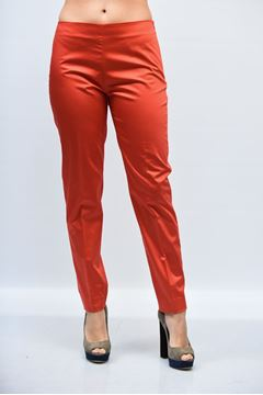 Picture of PANTS LOVE MOSCHINO WOMAN WP89000S2733 ARANCIONE