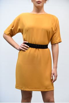Picture of DRESS ACCESS FASHION 3012-137 OCRA