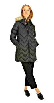 Picture of JACKET HETREGO BROOK EVETTE BLACK