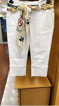 Изображение PANTALONE  RICHMOND DONNA C20188348 BIANCO