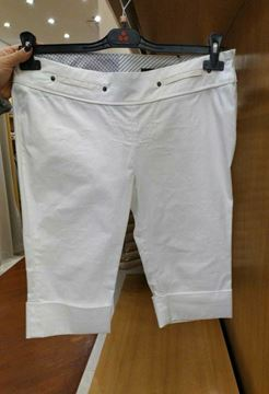Picture of PANTALONE  PEUTEREY DONNA OLTRONA BIANCO