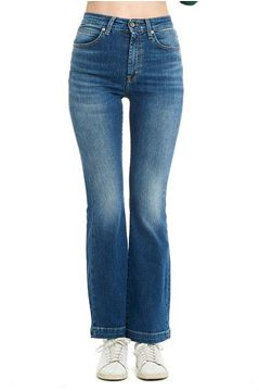 Picture of JEANS POP 84 DONNA FRANCY J287 BLU