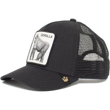 Изображение CAPPELLI GOORIN BROS ANIMAL KING JUNGLE 333 NERO UNISEX / TAGLIA UNICA