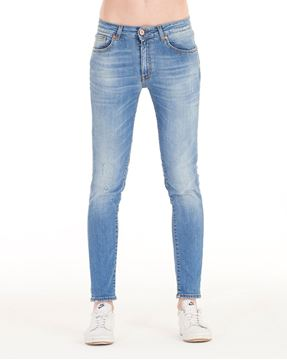 Picture of JEANS  POP 84 DONNA  VALENTINA J283 BLU